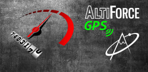 Alti-Force GPS mobile app graphic