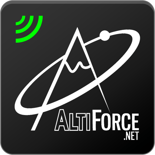 Alti-Force GPS mobile app for Alti-Force Sensor Pack data recorder upgrade GoPro Hero4 cameras
