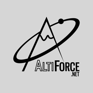 Alti-Force data recorder upgrade GoPro Hero3, Hero3+, and Hero4 cameras